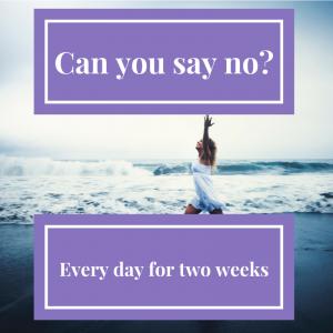 Kan du sige nej (1)